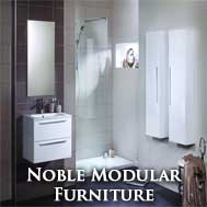 Modular wall hung Furniture by Noble