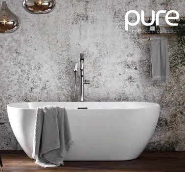 Pure Freestanding Baths