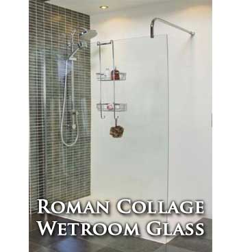 Roman Collage Wetroom