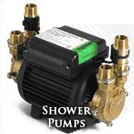 Shower Pumps