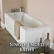Cleargreen Single Ended Baths