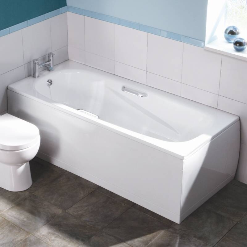 Steel & Cast Iron Baths