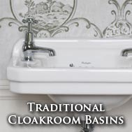 Traditional Cloakroom Basins