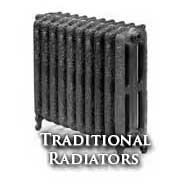 traditional cast iron radiators