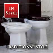 Traditional Toilets & Bidets