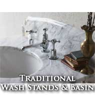 Traditional Wash Stands & Basins