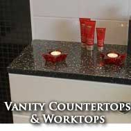 Bathroom Vanity Tops & Work Tops