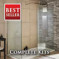 Complete Walk-in Shower Kit