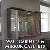 Wall Cabinets & Mirror Cabinets