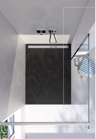Wedi Fundo Top Shower Tray Kit