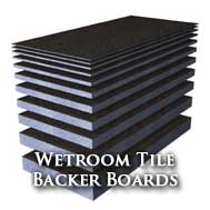 Tile Backer Boards - Waterproof