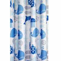Croydex Coast Shower Curtain - Textile