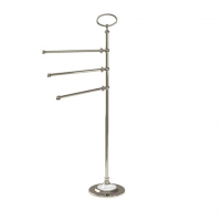 Arcade Freestanding Tripple Towel Holder Nickel ARCA43