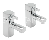 Sagittarius Axis Bath Taps Pair