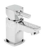 Sagittarius Axis Cloakroom Basin Mixer with Sprung Waste