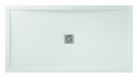 Aqualavo White Gloss Shower Tray 1400 x 800mm