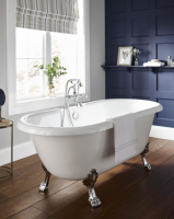 K.Vit Astley Freestanding Traditional Bath 1500 x 800mm