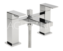 Sagittarius Blade Bath Shower Mixer with No1 Kit