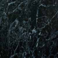 Black Marble Gloss UPVC Wetpanel Two Sided Shower Board Kit 1000 x 1000mm