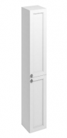 Burlington 300mm Tall Unit - Matt White - F3TW