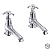 Burlington Anglesey Bath Filler Taps - AN3