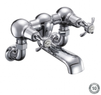 Burlington Anglesey Wall Mounted Bath Filler Tap - AN24