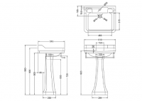 Burlington_B5_Edwardian_Basin_and_Regal_Pedestal_with_Towel_Rail_1TH_Specification.png