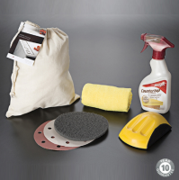 Minerva Worktop Care Kit by Burlington