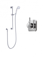 Classic 1910 Digital Shower - Traditional Slide Bar Kit - Standard (HP/Combi)