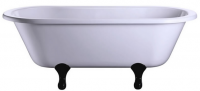 Burlington Windsor Traditional Freestanding Bath - 1690 x 745