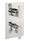 Sagittarius Eclipse Concealed Thermostatic Valve