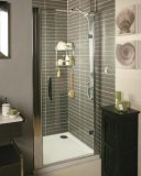Roman Showers Embrace Hinged Door 1000mm