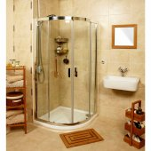 Roman Showers Embrace Two Door Quadrant 800mm x 800mm