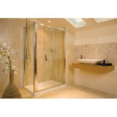 Roman Embrace Sliding Shower Door 1200mm