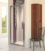 Aqualux Aqua 8 Glide Pivot Shower Door 800mm
