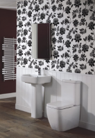 Frontline Adella 4 Piece Bathroom Set