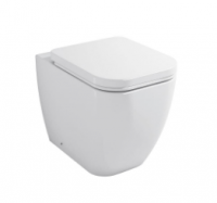 Frontline Adella Back to Wall WC with Soft Close Seat