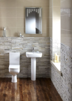 Frontline Ballini 4 Piece Bathroom Suite