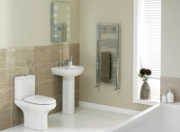 Frontline Compact 4 Piece Bathroom Suite