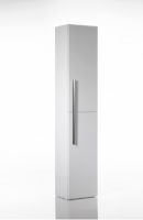 Royo Onix 300mm Tall Wall Unit in Gloss White