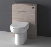 Royo Vitale 600mm WC Unit in Gloss White