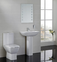 Frontline Summit 4 Piece Bathroom Suite