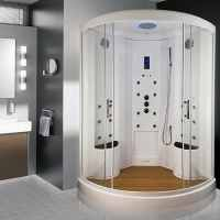 Insignia INS9000 Steam Shower 1350 x 1350