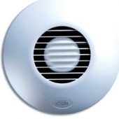 Airflow Icon 15 Eco Bathroom Extractor Fan White