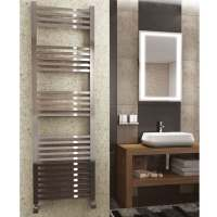 Kartell K Squared 800 x 500mm Towel Rail - Chrome