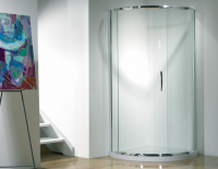 Kudos Infinite 910mm Quadrant One Door Shower Enclosure - Side Access