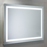 Beat Audio Bluetooth Bathroom Mirror 800 x 600mm - Roper Rhodes