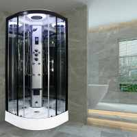 Insignia PR8-Q-S Premium Steam Shower 800 x 800mm