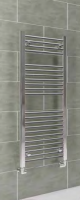 Biava Chrome HV Towel Rail 360mm x 400mm - Eastbrook