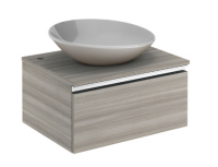 Royo Vida 600mm Sandy Grey Worktop